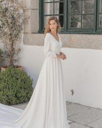 Vestido Adam | María Baraza | Vestidos de Novia a medida