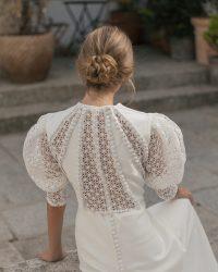 Vestido Ashton | María Baraza | Vestidos de novia a medida