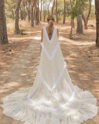 Vestido Ben | María Baraza | Vestidos de novia a medida