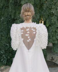 Vestido Chris | María Baraza | Vestidos de novia a medida