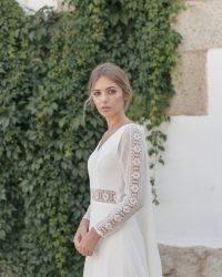 Vestido David | María Baraza | Vestidos de novia a medida