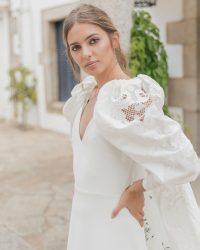 Vestido Henry | María Baraza | Vestidos de Novia a medida