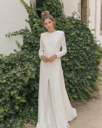 Vestido Hugh | María Baraza | Vestidos de Novia a medida