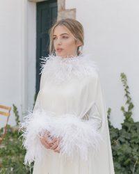 Vestido Jamie | María Baraza | Vestidos de novia a medida