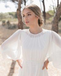 Vestido Justin | María Baraza | Vestidos de Novia a medida