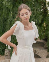 Vestido Matthew | María Baraza | Vestidos de Novia a Medida