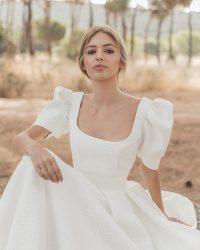 Vestido Maxi | María Baraza | Vestidos de novia a medida