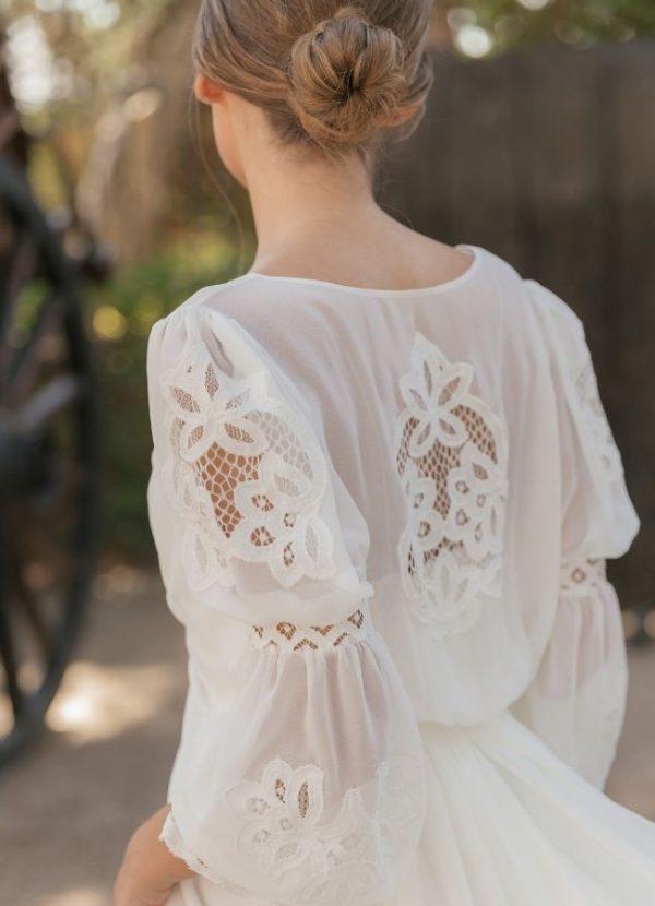Colección 2022 | María Baraza | Vestidos novia a medida
