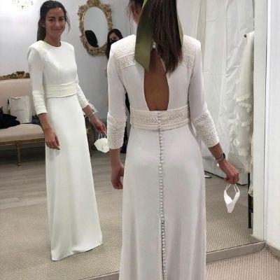 maria baraza novias 2021
