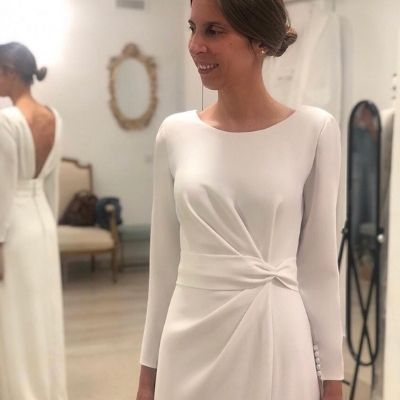 maria baraza novias vestidos