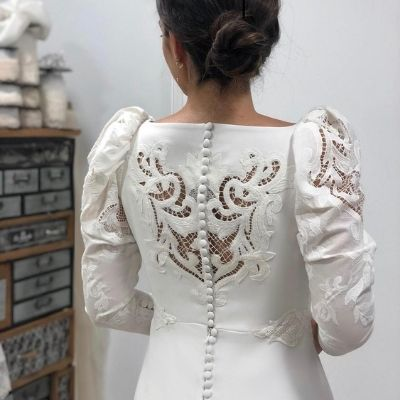 maria baraza vestidos unicos
