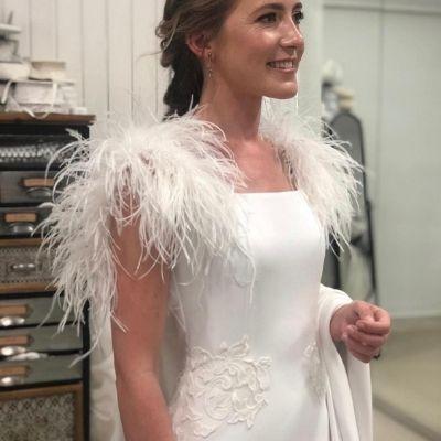 novias maria baraza vestidos